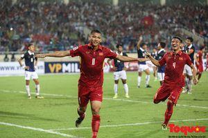 Việt Nam bỏ xa Thái Lan 17 bậc trên BXH FIFA