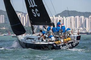 Giải nhất cuộc Đua Thuyền Buồm thuộc về đội Mascalzone Latino của Ý