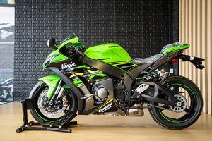 Chi tiết siêu môtô Kawasaki ZX-10R giá 549 triệu đồng tại VN