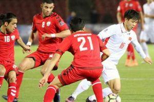 Thông tin bất ngờ về vé trận Việt Nam vs Afghanistan