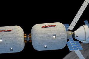 Mỹ sẽ đưa khách sạn lên quỹ đạo mặt Trăng