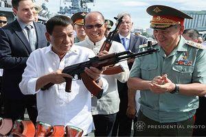 Nga tặng vũ khí 'hàng thải', Philippines sốc nặng