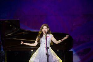 Sao Mai Hương Ly xuất sắc đoạt huy chương vàng Hội thi Tài năng trẻ