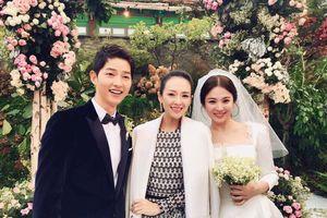 Dàn khách mời nổi tiếng tới dự đám cưới Song Joong Ki - Song Hye Kyo