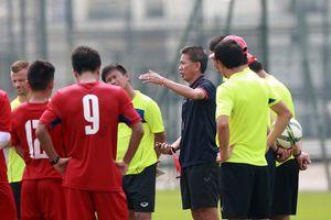 Bất ngờ đội hình dự vòng loại U19 châu Á 2018