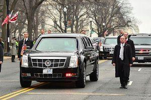 'Pháo đài di động' Cadillac One của Tổng thống Donald Trump có gì?