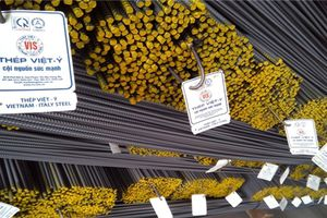 Kyoei Steel mua 20% cổ phần thép Việt Ý