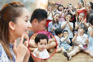 Gia đình Khánh Thi gây sốt khi cover hit Chiếc bụng đói của Tiên Cookie