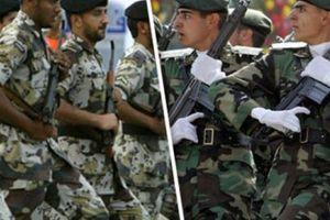 Ả Rập Saudi, Iran ngấp nghé chiến tranh: So kè sức mạnh quân sự