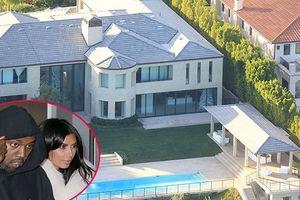Cận cảnh biệt thự 'đắt cắt cổ' của vợ chồng Kim Kardashian