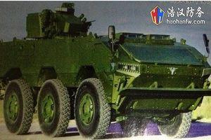 Bí ẩn xe bọc thép chở quân mới của Trung Quốc