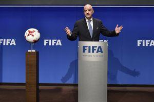 FIFA công bố tiêu chí dự thầu đăng cai World Cup 2026