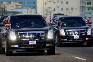 Hàng loạt xe siêu sang, siêu khủng xuất hiện tại APEC 2017 Đà Nẵng