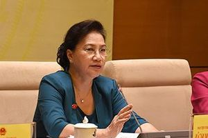 Chủ tịch Quốc hội: 'Phải có trách nhiệm với dân'