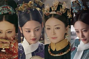 'Hậu cung Như Ý Truyện' và 'Diên Hi Công Lược': Cuộc đối đầu khốc liệt nhất trên màn ảnh Hoa ngữ