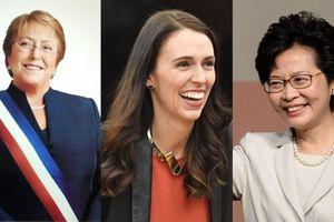 Bạn biết gì về 3 phụ nữ đầy quyền lực tại APEC 2017 đang diễn ra ở Đà Nẵng?
