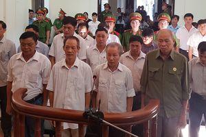 Ngày 14.11, xét xử phúc thẩm vụ sai phạm đất đai ở Đồng Tâm