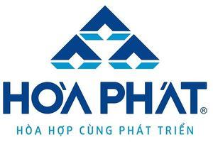 Tập đoàn Hòa Phát ra mắt logo mới