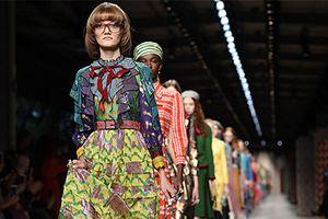 Gucci mất ngôi vị thương hiệu thời trang nổi bật nhất toàn cầu