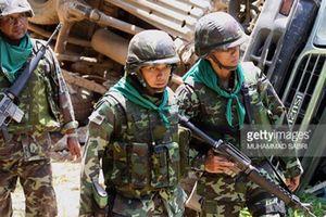 Quân đội Thái Lan và Anh lần đầu tiên tiến hành tập trận chung