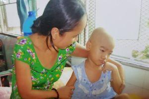 Con gái mắc bệnh hiểm nghèo, người mẹ cầu cứu khắp nơi