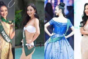 Nhìn lại những khoảnh khắc ấn tượng của Hà Thu tại Miss Earth 2017