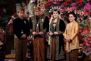 Ngắm ảnh 'đám cưới của năm' của con gái Tổng thống Indonesia