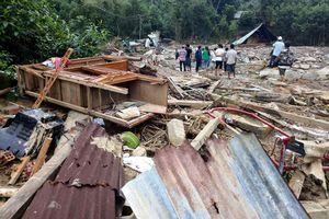 Thiệt hại do bão số 12: 106 người chết, 25 người mất tích