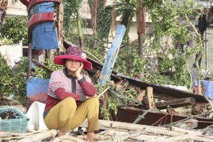Những địa phương bị thiệt hại nặng nề trong đợt mưa bão