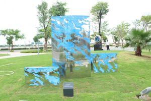 Nét nghệ thuật độc đáo của Công viên APEC