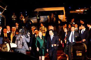 Nữ tổng thống Chile tới Đà Nẵng dự APEC 2017