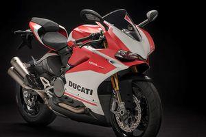Ducati ra mắt phiên bản đường đua 959 Panigale Corse