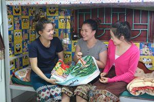 Những năm tháng nghĩa tình của sinh viên Lào tại Nghệ An