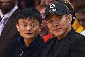 Tình bạn của Jack Ma với Lý Liên Kiệt và bộ phim không cần doanh thu