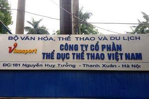 Công ty thuộc bộ VH,TT&DL: Nội bộ 'đấu tố'; 5 năm, 4 lần thay lãnh đạo