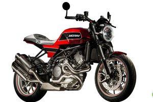 Xế cổ điển Moto Morini Milano cho dân hoài cổ