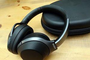 Sony giới thiệu loạt tai nghe 1000X Series mới