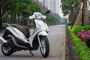 Piaggio Việt Nam triệu hồi hàng nghìn xe Medley 125/150 ABS