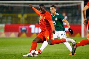 Lukaku lập cú đúp giúp Bỉ cầm hòa 3-3 trước Mexico