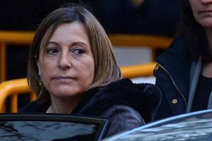 Tây Ban Nha xử nhẹ tay đối với cựu Chủ tịch Nghị viện Catalonia