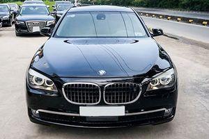 BMW 750Li dùng gần 10 năm 'thét giá' 1,3 tỷ tại VN