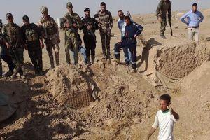 Phát hiện 400 thi thể bị IS hành quyết tại Iraq