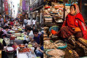 Nếu chỉ có 48 giờ ở Busan bạn cũng đủ thời gian ăn hết món ngon ở đó