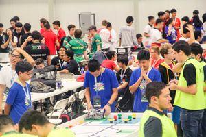 Học sinh Việt Nam lọt top 10 cuộc thi Robotics thế giới năm 2017