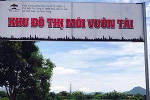 Dự án Vườn Tài: Tỉnh ủy Khánh Hòa chỉ đạo UBND tỉnh trả lời cho doanh nghiệp