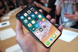 Dính nhiều lỗi, giá iPhone X 'đảo chiều' chóng mặt