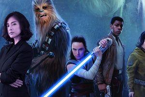 Diễn viên 'Star Wars: The Last Jedi' sẽ đến Việt Nam cùng Ngô Thanh Vân giao lưu với người hâm mộ