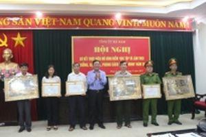 Hà Nam tiếp tục nhân rộng các mô hình điểm học tập và làm theo Bác Hồ