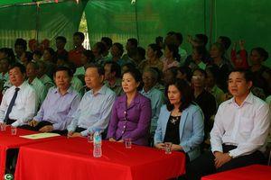 Động viên nhân dân tăng cường sức mạnh đại đoàn kết