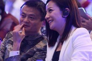 Triệu Vy bị Jack Ma 'loại từ vòng gửi xe'